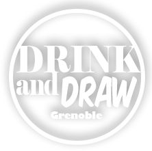 drink and draw